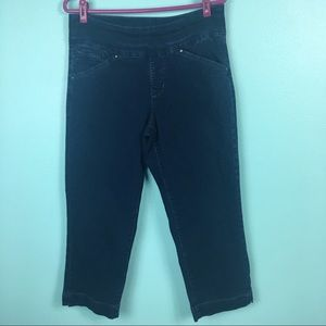 JAG Jeans | Marion Pull Im Cropped Capris | 12